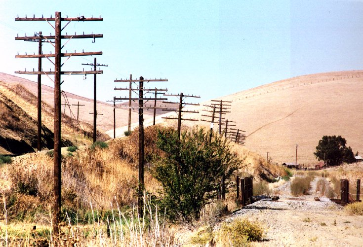 Lincoln Highway Tour 1 1913 27 Central Valley Route The