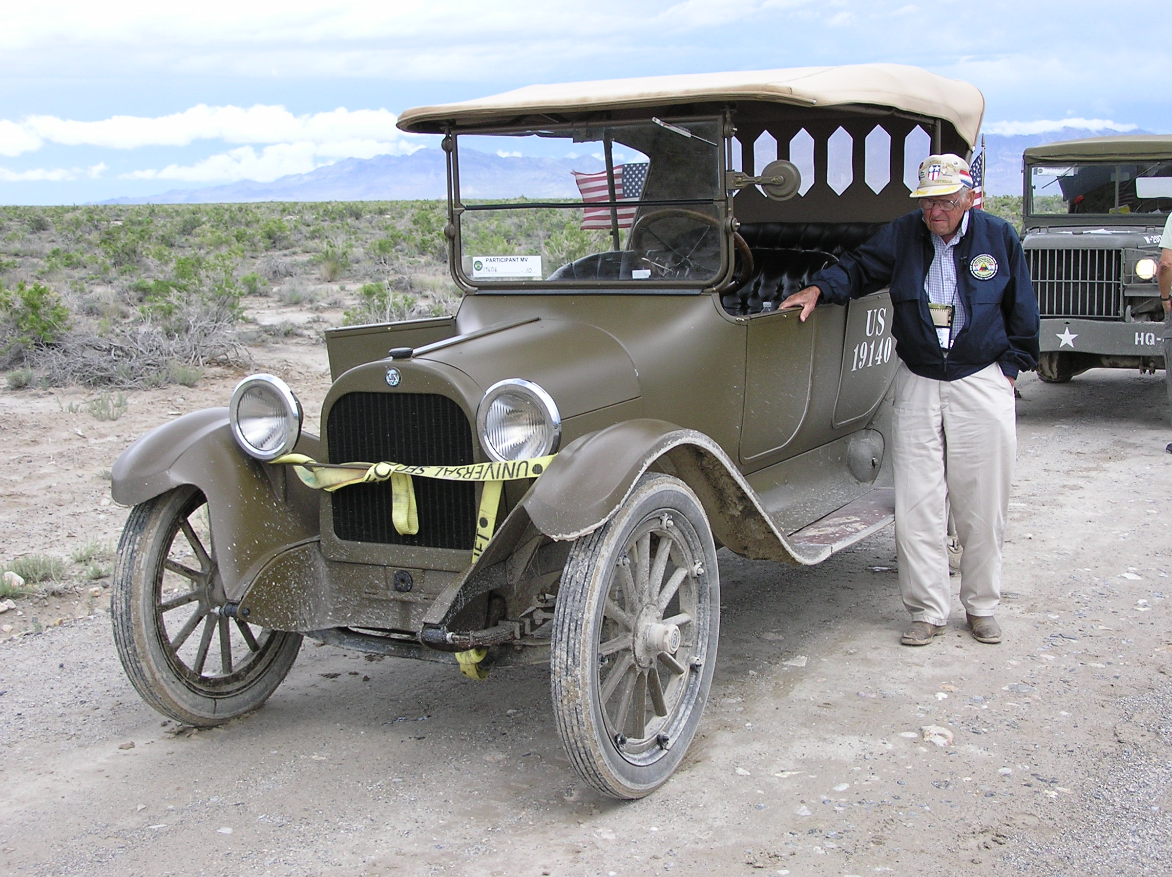Lincoln Highway Association - 2013 Tour Cars